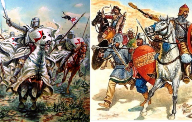 Cruzados e Jihadistas