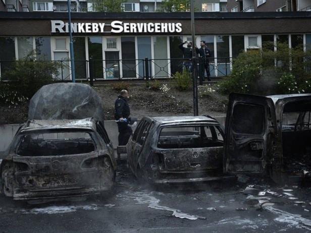 Delegacia de Rinkeby