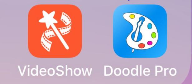 Videoshow e YouDoodle