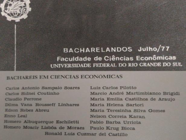 Formatura da Dilma_convite