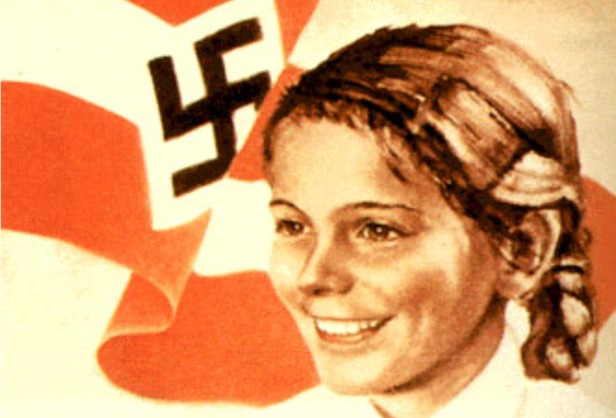 Happy-Nazi-Child