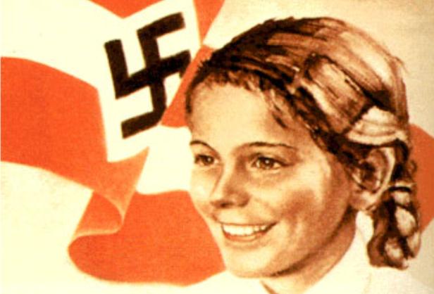 Happy-Nazi-Child