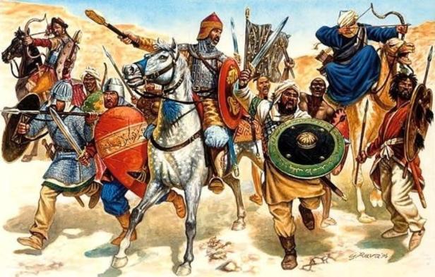 As três fases da Jihad 3