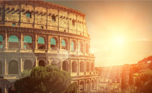 A Queda de Roma 1