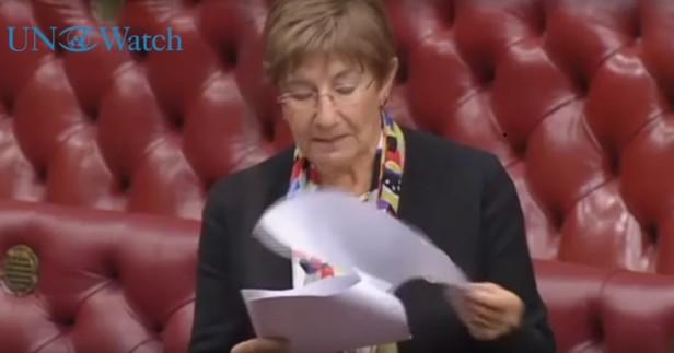 Paralamentar Britância Baronesa Deech