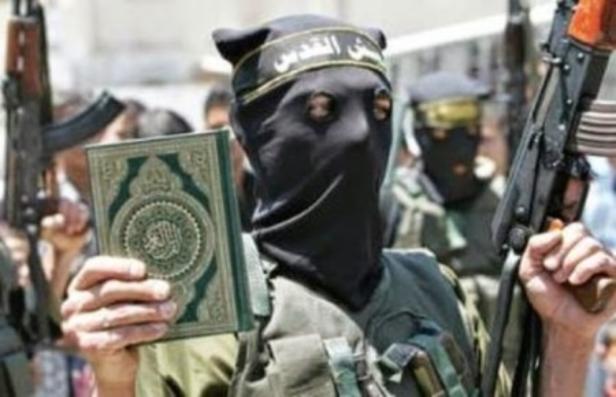 jihadista-com-corão