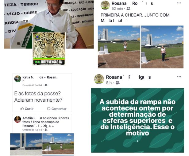 Posse Dr. Célio
