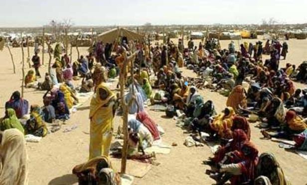 Refugiados Sudão