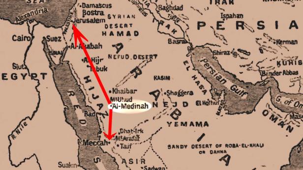 Biografia de Maomé 91
