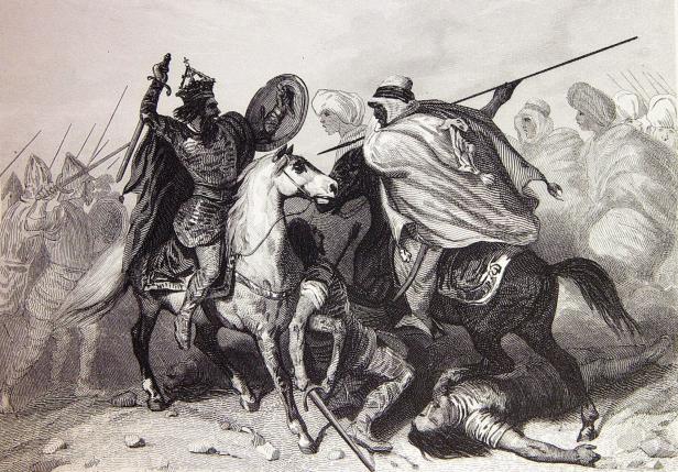 Invasão Africana