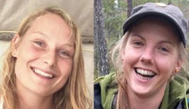 Mulheres Escandinavas Assassinadas 1