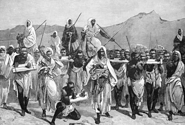 Lágrimas da Jihad África