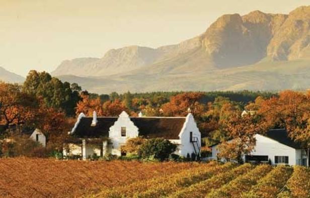 Sul da África fazenda