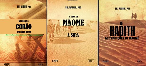 Capas Corão, Sira e Hadith