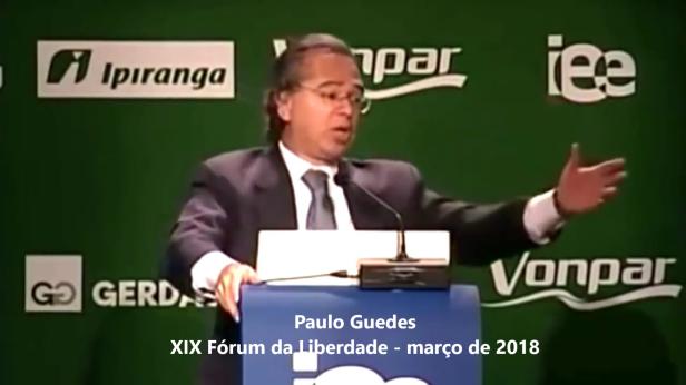 XIX Forum Liberdade Guedes