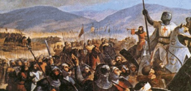 1400 Cruzadas