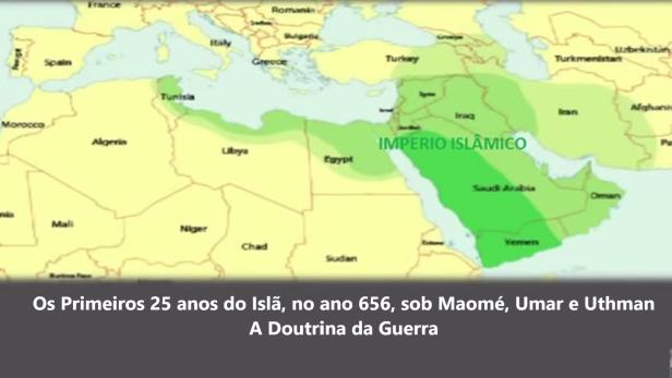 1400 os primeiros 25 anos do Islã