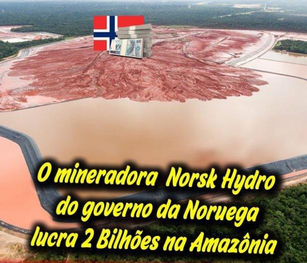 O Tal Fundo da Amazônia_Mineradora