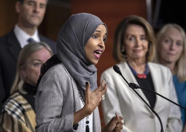 Porque Muçulmanos não se Integram Ilhan Omar