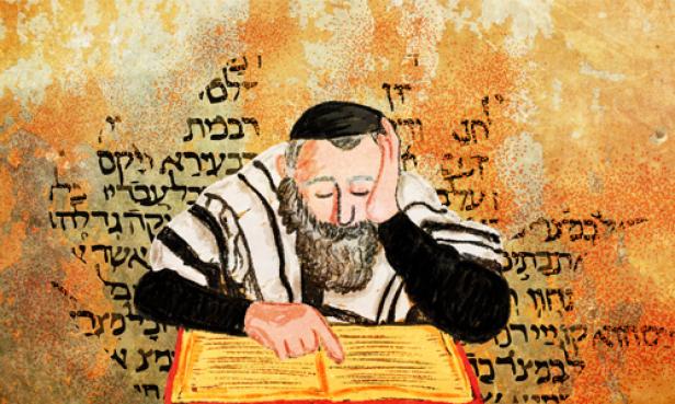 O Mais Violento e Estranho Verso_Talmud
