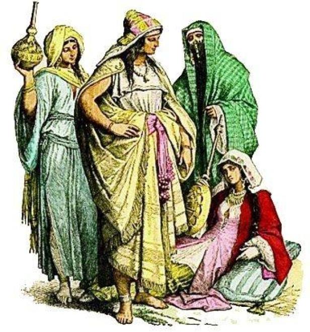 Maomé Costuma Arruinar Mulheres 2
