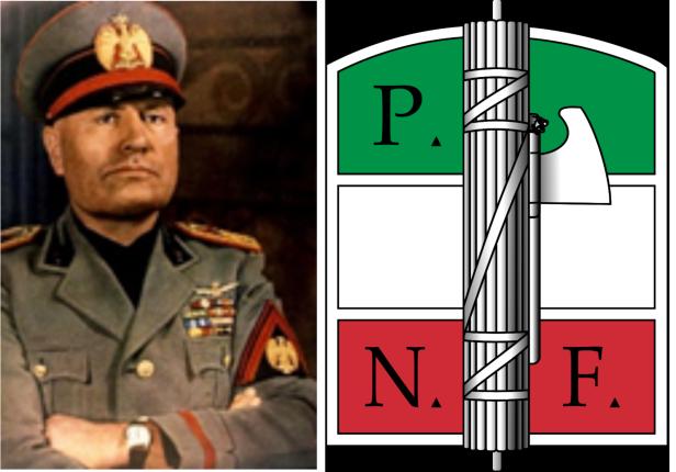Assassinatos Numerosos_Mussolini