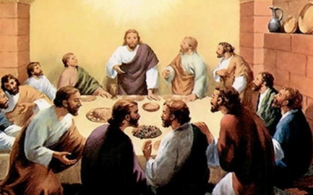 Jesus e Apóstolos