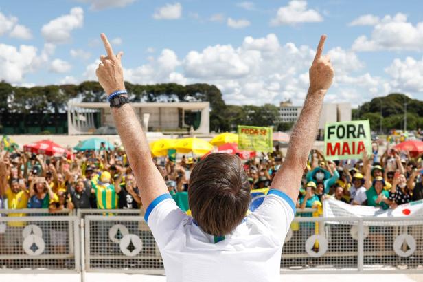 A Psicologia e o Presidente_Bolsonaro galera