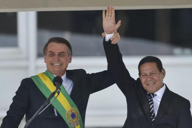 Eleiççao de Bolsonar_Posse