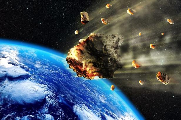 O Que Está Acontecendo com Cientistas_meteoro