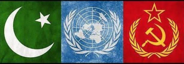 Estamos Caminhando Para um Império_Islã-ONU-Foice